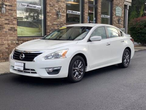 2015 Nissan Altima for sale at The King of Credit in Clifton Park NY