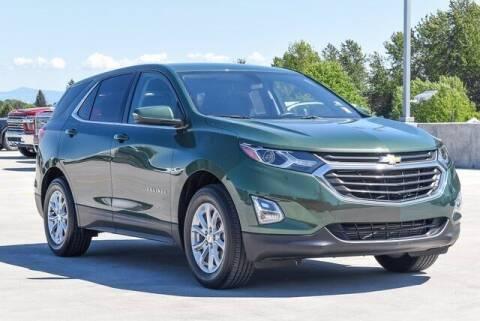 2019 Chevrolet Equinox for sale at Washington Auto Credit in Puyallup WA