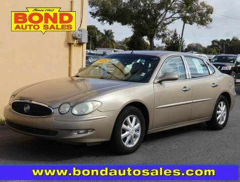 2005 Buick LaCrosse for sale at Bond Auto Sales in St Petersburg FL