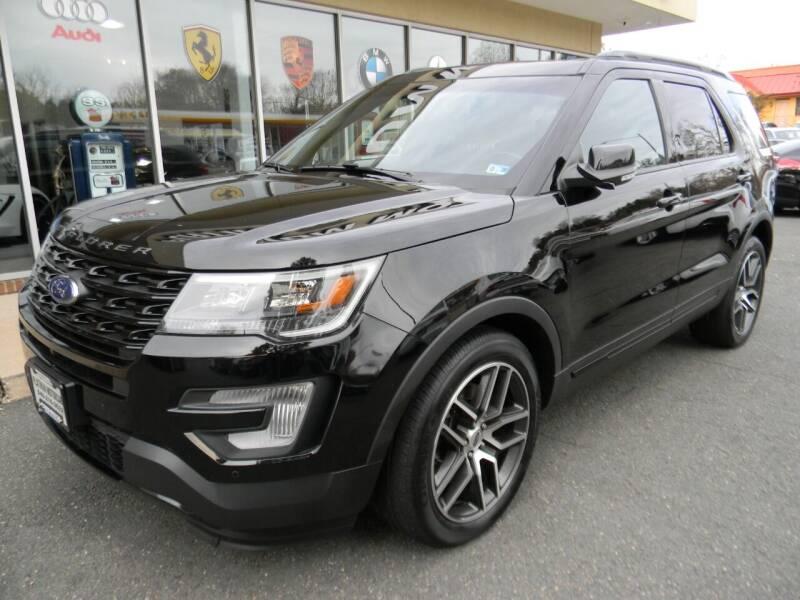 2016 Ford Explorer for sale at Platinum Motorcars in Warrenton VA
