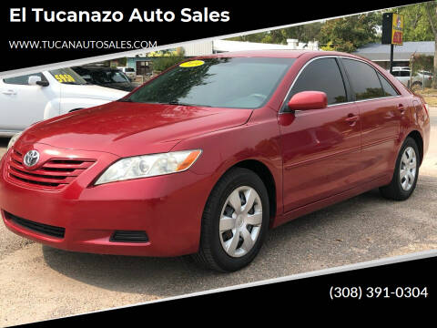 2009 Toyota Camry for sale at El Tucanazo Auto Sales in Grand Island NE