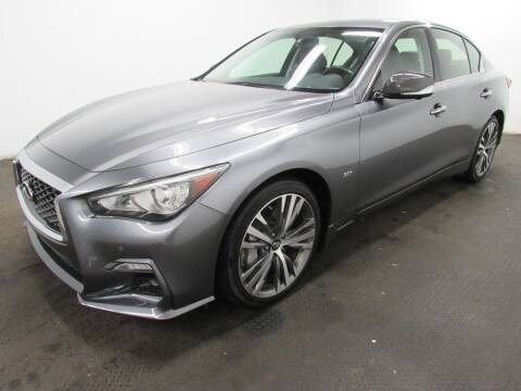 2018 Infiniti Q50 for sale at Automotive Connection in Fairfield OH