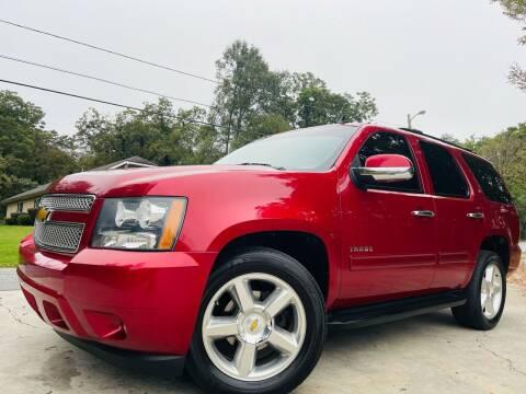 2014 Chevrolet Tahoe for sale at E-Z Auto Finance in Marietta GA