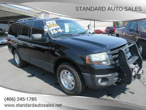 2016 Ford Expedition for sale at Standard Auto Sales in Billings MT