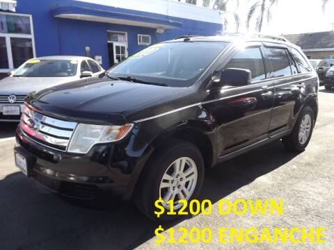 2010 Ford Edge for sale at PACIFICO AUTO SALES in Santa Ana CA