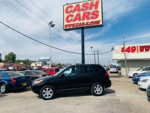 2009 Hyundai Santa Fe for sale at www.CashKarz.com in Dallas TX