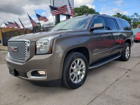 2015 GMC Yukon XL for sale at Gus's Used Auto Sales in Detroit MI