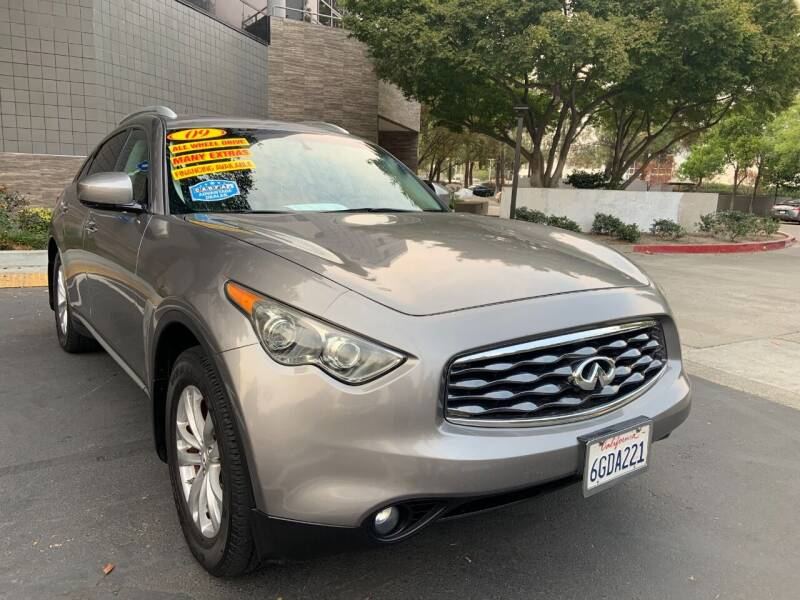 2009 Infiniti FX35 for sale at Right Cars Auto Sales in Sacramento CA