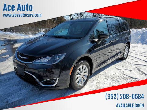 2018 Chrysler Pacifica for sale at Ace Auto in Jordan MN
