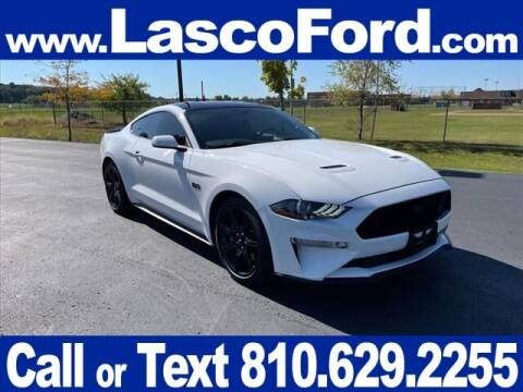 2019 Ford Mustang for sale at LASCO FORD in Fenton MI