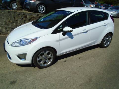 2011 Ford Fiesta for sale at Carsmart in Seattle WA