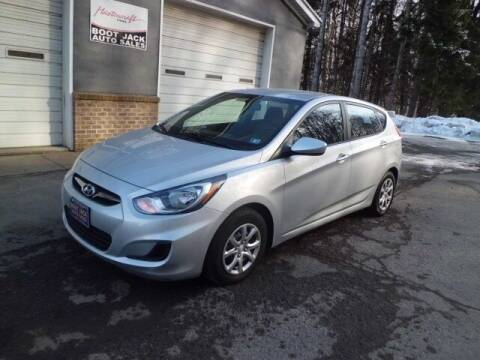 2012 Hyundai Accent for sale at Boot Jack Auto Sales in Ridgway PA