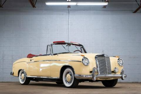 1960 Mercedes-Benz S-Class for sale at Gullwing Motor Cars Inc in Astoria NY