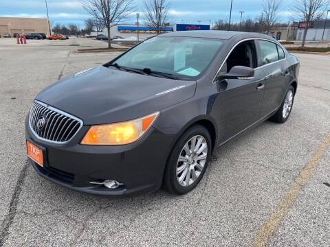 2013 Buick LaCrosse for sale at TKP Auto Sales in Eastlake OH