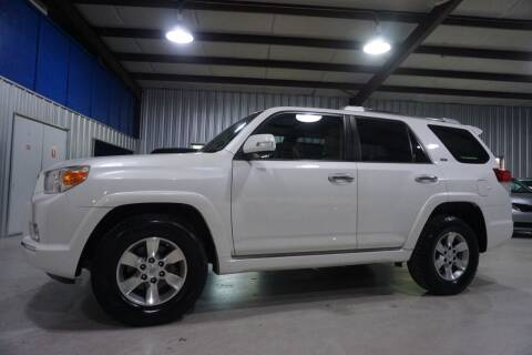 2010 Toyota 4Runner for sale at SOUTHWEST AUTO CENTER INC in Houston TX