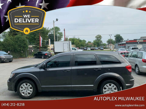 2014 Dodge Journey for sale at Autoplexmkewi in Milwaukee WI