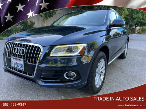 2015 Audi Q5 for sale at Trade In Auto Sales in Van Nuys CA