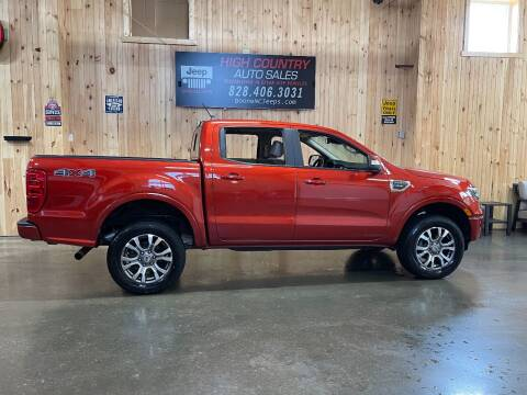 2019 Ford Ranger for sale at Boone NC Jeeps-High Country Auto Sales in Boone NC