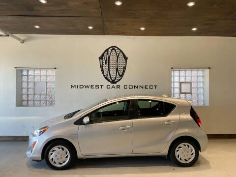 2016 Toyota Prius c for sale at Midwest Car Connect in Villa Park IL