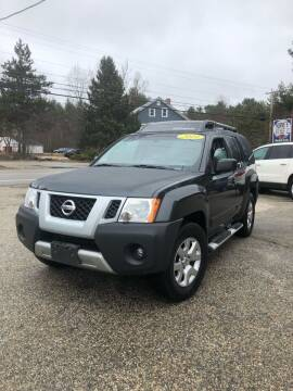 2010 Nissan Xterra for sale at Hornes Auto Sales LLC in Epping NH