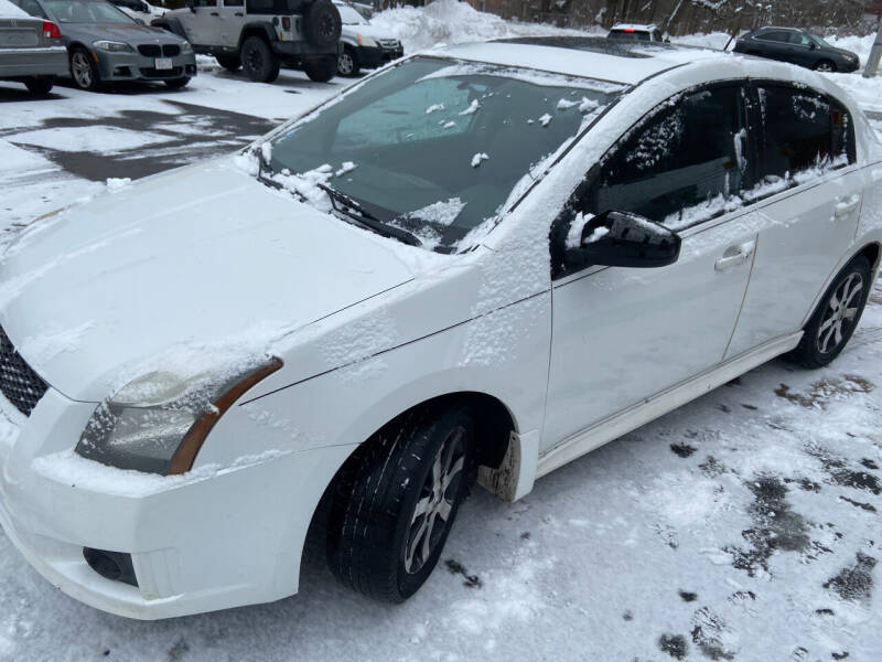 2011 Nissan Sentra for sale at Best Choice Auto Sales in Methuen MA