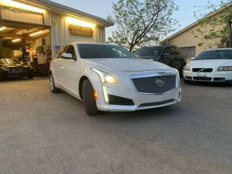 2014 Cadillac CTS for sale at Bad Credit Call Fadi in Dallas TX