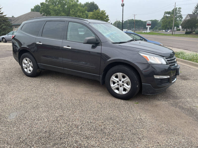 2015 Chevrolet Traverse for sale at TOWER AUTO MART in Minneapolis MN