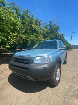 2002 Land Rover Freelander for sale at M AND S CAR SALES LLC in Independence OR