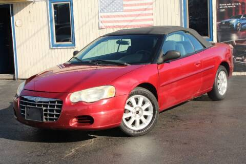 2006 Chrysler Sebring for sale at Dynamics Auto Sale in Highland IN
