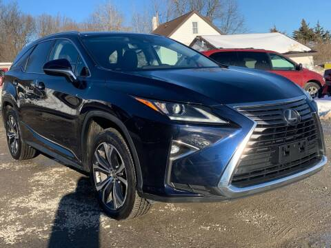 2018 Lexus RX 350L for sale at Ron Motor Inc. in Wantage NJ