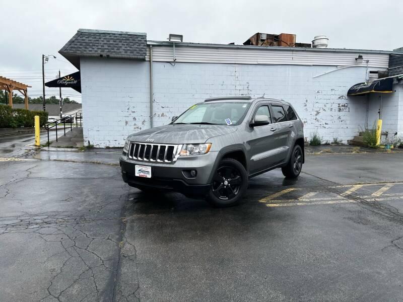 2011 Jeep Grand Cherokee for sale at Santa Motors Inc in Rochester NY