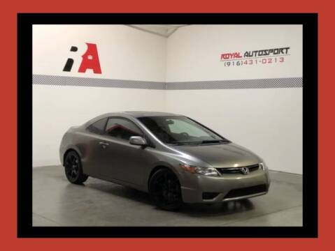 2006 Honda Civic for sale at Royal AutoSport in Sacramento CA
