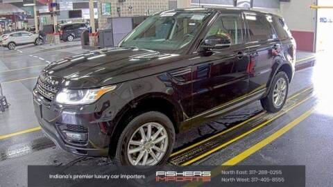 2014 Land Rover Range Rover Sport for sale at Fishers Imports in Fishers IN