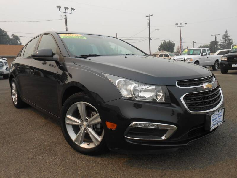 2016 Chevrolet Cruze Limited for sale at McKenna Motors in Union Gap WA