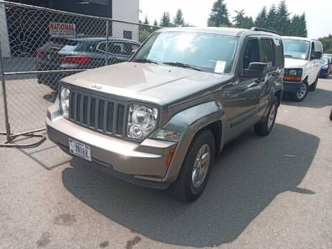 2012 Jeep Liberty for sale at Northwest Van Sales in Portland OR