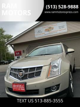 2010 Cadillac SRX for sale at RAM MOTORS in Cincinnati OH