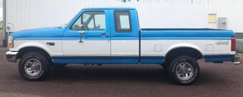 1994 Ford F-150 for sale at Geiser Classic Autos in Roanoke IL
