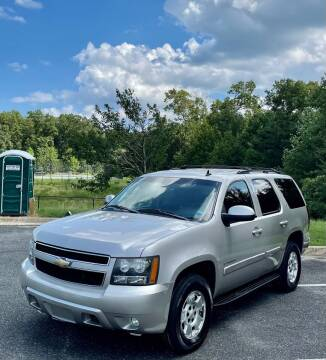 2009 Chevrolet Tahoe for sale at ONE NATION AUTO SALE LLC in Fredericksburg VA