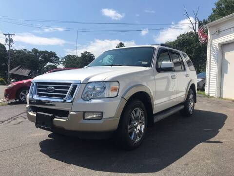 2010 Ford Explorer for sale at SOUTH SHORE AUTO GALLERY, INC. in Abington MA