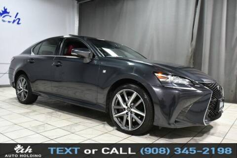 2018 Lexus GS 350 for sale at AUTO HOLDING in Hillside NJ