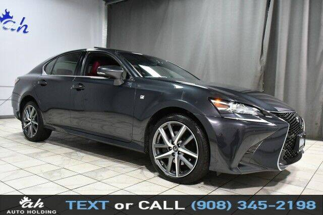 2018 Lexus GS 350 for sale in Hillside, NJ