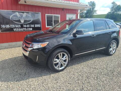 2014 Ford Edge for sale at Vess Auto in Danville OH