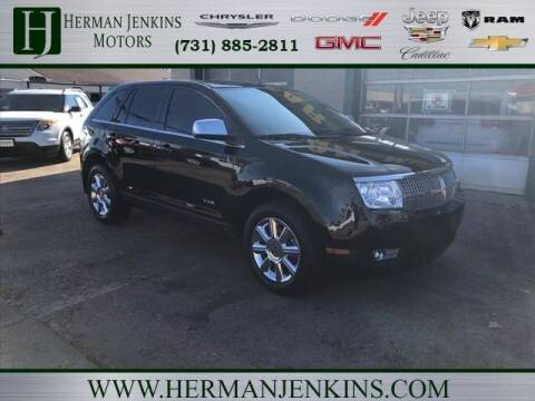 2007 Lincoln MKX for sale at Herman Jenkins Used Cars in Union City TN