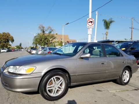 2000 Toyota Camry for sale at Olympic Motors in Los Angeles CA