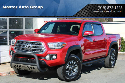 2016 Toyota Tacoma for sale at Master Auto Group in Raleigh NC