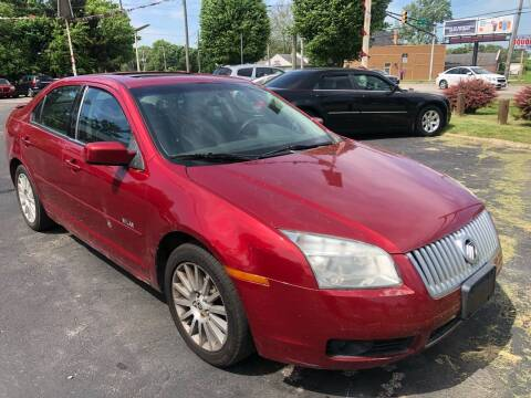 2007 Mercury Milan for sale at Right Place Auto Sales in Indianapolis IN
