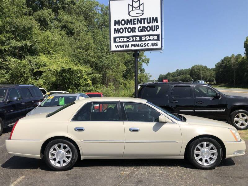 2010 Cadillac DTS for sale at Momentum Motor Group in Lancaster SC