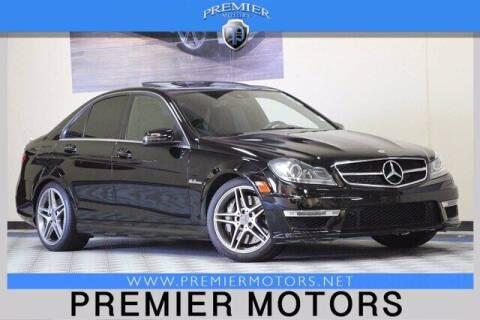 2014 Mercedes-Benz C-Class for sale at Premier Motors in Hayward CA