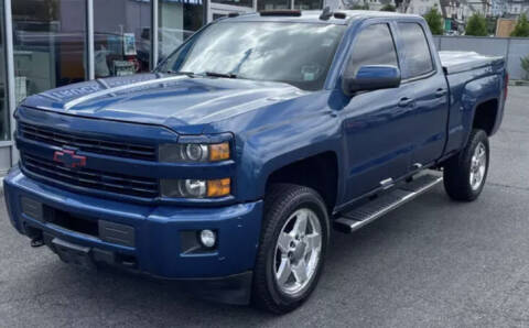 2015 Chevrolet Silverado 2500HD for sale at Action Automotive Service LLC in Hudson NY