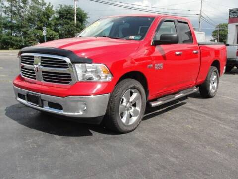 2016 RAM Ram Pickup 1500 for sale at Caesars Auto in Bergen NY
